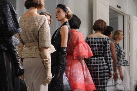 Christian Dior Alta Costura Primavera-Verano 2012: bella sin alma