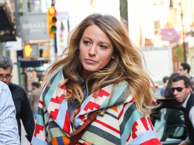 El embarazo más fashion es el de Blake Lively