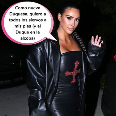 Kim Kardashian, nombrada por Lady Whistledown como nueva duquesa de 'Los Bridgerton' (y más detalles que la unen a la serie)