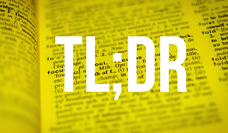 'TLDR This' es una página web y extensión que te resumirá cualquier enlace o texto