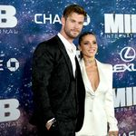 Enfundado en negro, Chris Hemsworth falla con su look en la premiere de 'Men in Black' en Nueva York