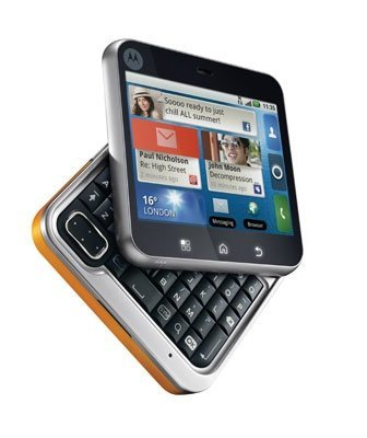Motorola Flipout, por fin algo diferente con Android