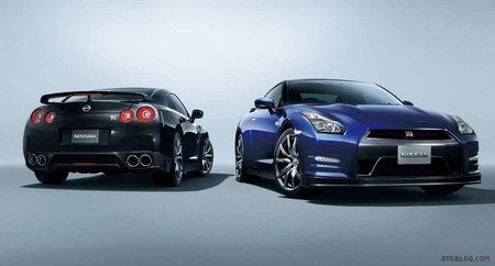 Filtrado el aspecto del Nissan GT-R 2011