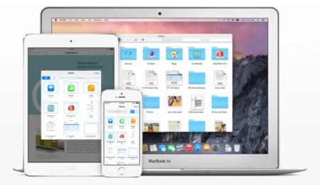 Los avisos por correo de Apple ya mencionan a iCloud Drive