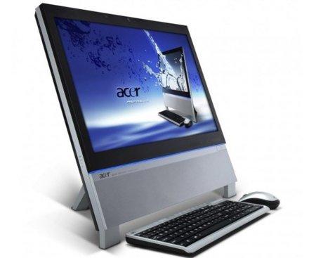 El Acer Z5763 presume de ser un todo en uno con pantalla 3D