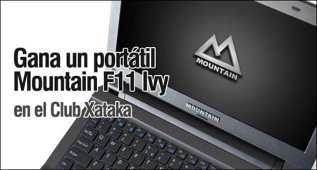 "Consigue la ""bestia"" Mountain Ivy F11 en el club Xataka"