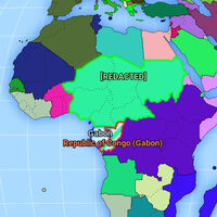 La corrección política (esta vez sí) ha logrado que @WorldWarBot borre a un país del mapa: Níger