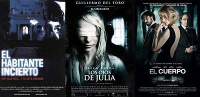 'Los ojos de Julia', 'El cuerpo' y 'El habitante incierto' tendrán remake
