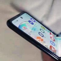 """Filtran imágenes de un supuesto móvil plegable de Samsung """"a lo Motorola Razr"""""""