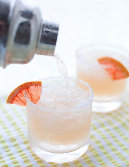 receta de cóctel Margarita de pomelo