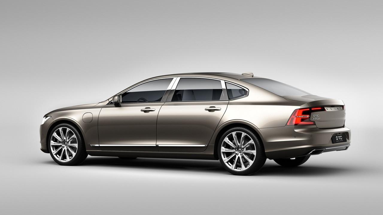Foto de Volvo S90 y S90 Excellence (2/16)