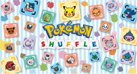 ¡Tenemos más contenido en Pokemon Shuffle!