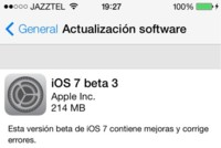 Pasito a pasito: Tercera beta de iOS 7 y OS X Mavericks disponibles