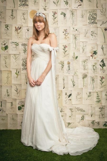 Vestidos de novia originales y diferentes