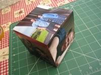 Manualidad: Cubo fotográfico