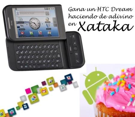 Gana un HTC Dream vitaminado haciendo de adivino