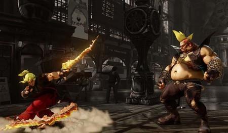 Ken revelado para Street Fighter V con un diseño muy raro pero unos movimientos muy buenos