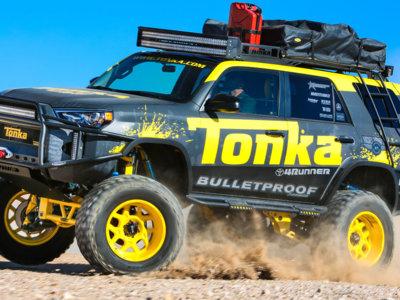 Toyota Tonka 4Runner concept: el juguete definitivo