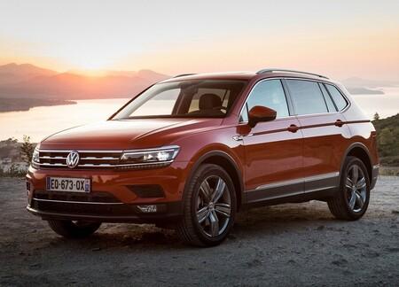 Volkswagen Tiguan llamado a revisión