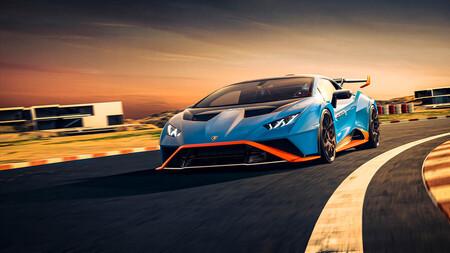 El nuevo Lamborghini Huracán STO es una bestia de 640 CV y tracción trasera para circuito que se puede matricular
