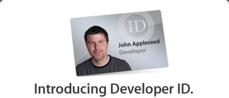Apple desvela Developer ID, la firma que certificará las aplicaciones para OS X fuera de la Mac App Store