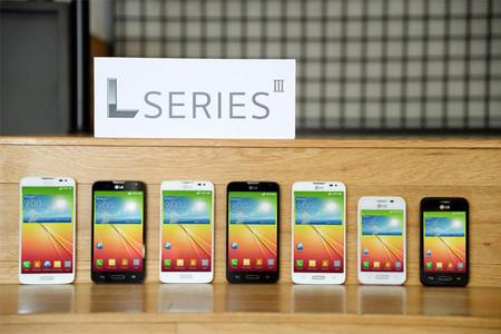 LG L70 y L90 empiezan su aventura por México