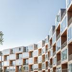 Un nuevo edificio en Copenhague como solución al problema de accesibilidad de las viviendas