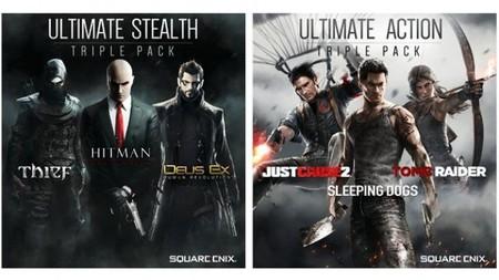 Muy pronto tendremos triple ración de acción y espionaje gracias a Square Enix