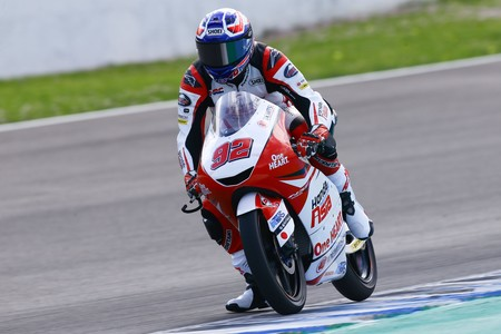 Kunii Jerez Moto3 2020