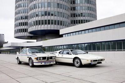 BMW abre una tienda online de piezas para clásicos