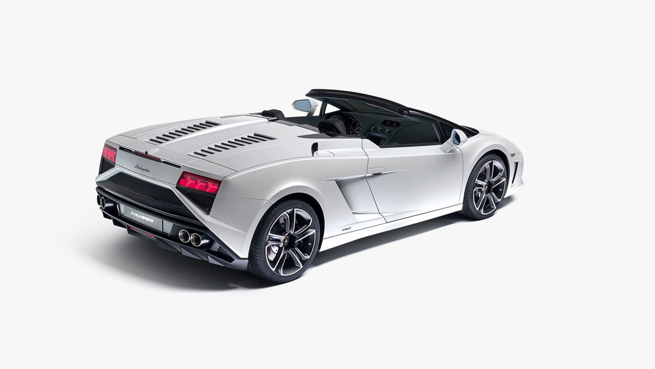 Foto de Lamborghini Gallardo Spyder 2013 (1/8)