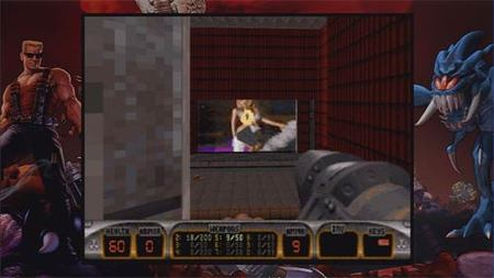 Duke Nukem 3D - Cinema