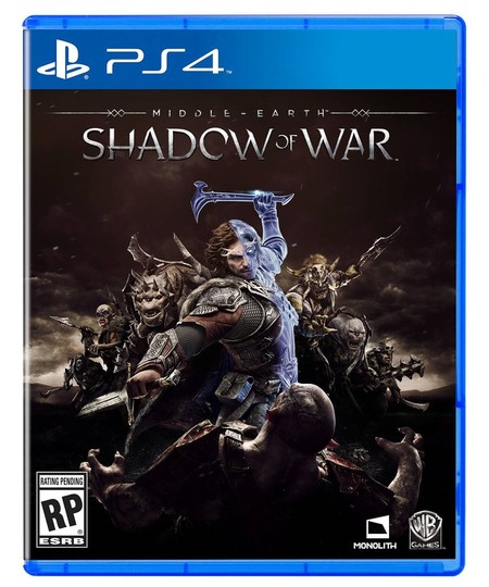Middle Earth Shadow Of War 1