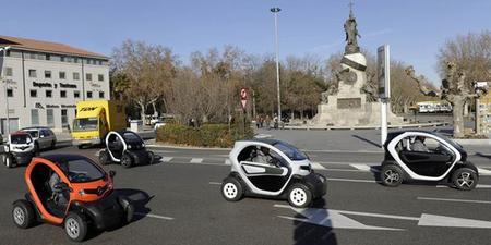 Renault Twizy en Valladolid
