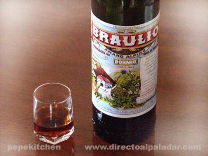 Amaros y Bitter italianos, cata de licores digestivos