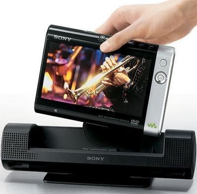 DVD Walkman de Sony ya soporta Divx