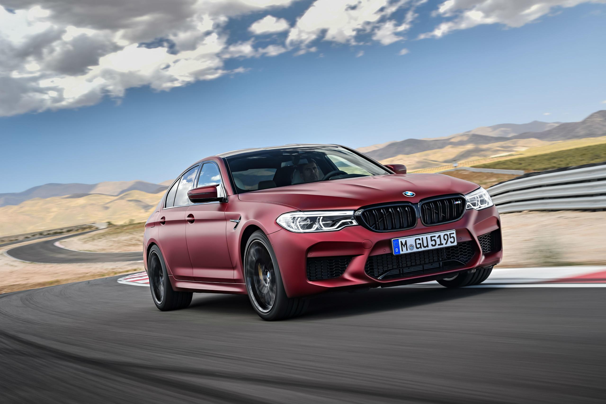Foto de BMW M5 First Edition 2019 (7/19)