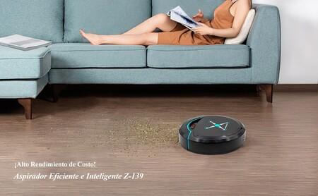Robot aspiradora en promoción con Amazon