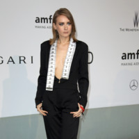 Olga Sorokina amfar Cannes 2014
