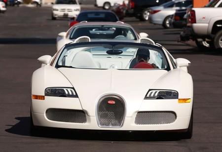 Bugatti Veyron Tmt