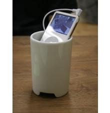 Musicmug, la taza accesorio para el iPod