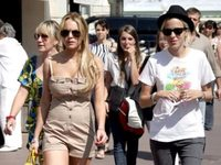 Lindsay Lohan y su novia, Samantha Ronson, se pelean