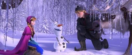 El próximo estreno de Disney se llama Frozen: el reino del hielo