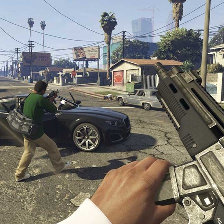 Gta V Para Ps4 Y Xbox One Analisis