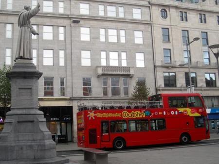 Autobús turístico Dublín