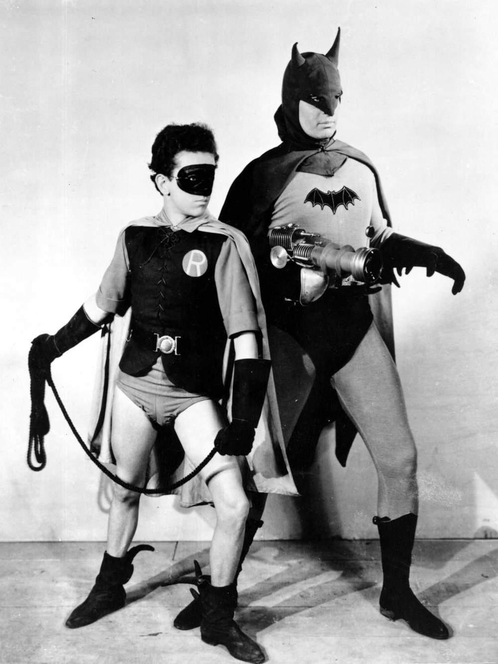 Foto de La evolución del disfraz de Batman (1/13)