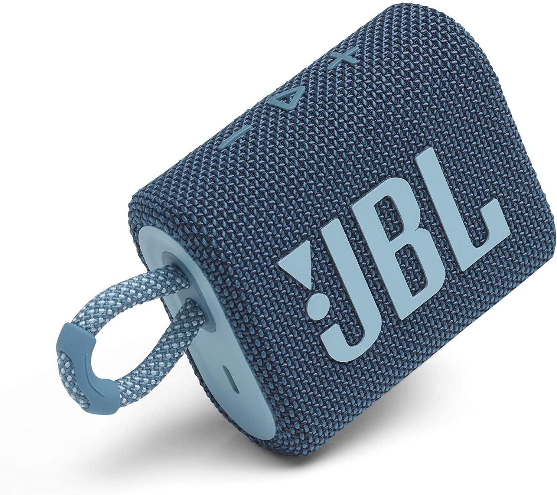 Bocina inalámbrica JBL Go 3 - Azul