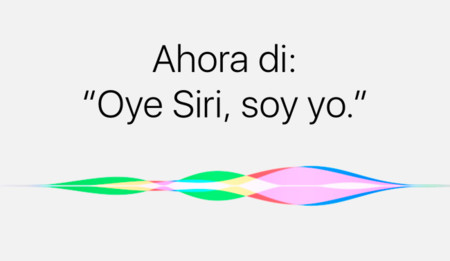 """Oye Siri, """"Mi voz es mi pasaporte, verifícame"""""""