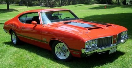 1970 Oldsmobile 442/W-30 Coupe