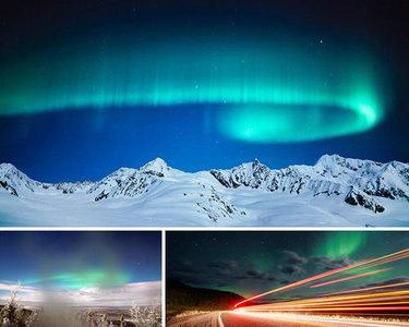 Los mejores lugares para contemplar una aurora boreal